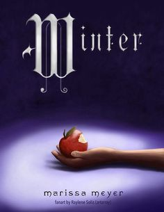 FAN ART Winter cover   OMG this is amazing!! I think it's totally going to look sorta like this