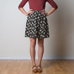 Sewaholic Patterns - Rae Skirt, $17.22 (http://www.sewaholicpatterns.com/rae-skirt/)