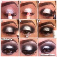 Click the pic for step by step instructions on how to create this look!
