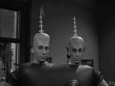 """The Twilight Zone """"Mr. Dingle, the Strong """" (1961)"""