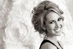 Wedding-Hair Updo  |  Photograph by: Bob & Dawn Davis Photography