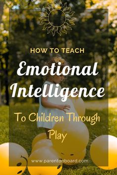 Are you focused on academics but having a hard time teaching your child because they are constantly tantruming and not listening? Wondering why this is happening and how to fix it? I think it's time to change the focus of your teaching from academics to emotional intelligence! Find out why it's important and how to teach it to your kids. #emotionalintelligence #eq #emotionalliteracy #don'tteachacademicstooearly #playbasedteaching Gentle Parenting, Parenting Advice, Kids And Parenting, Happy Mom, Happy Kids, Kids Fun, Social Emotional Development, Teaching Numbers, Emotional Regulation