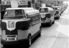 GM Futurliner Scrapbook - The Parade On Parade