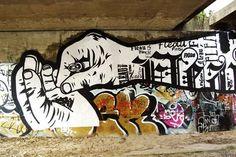 Street Art By Chifumi - Mulhouse (France)
