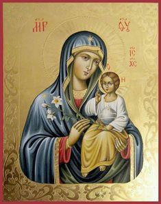 Icoana Maicii Domnului.icon orthodox