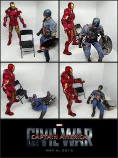 I could totally imagine Tony Stark doing this. Just because.