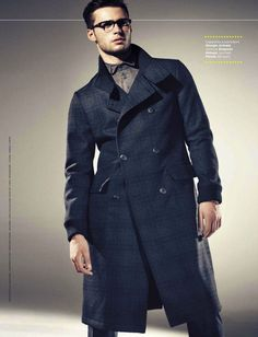 Claude Simonon by Van Mossevelde+N for GQ Italy