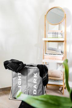#homla #hellohomla #łazienka #domowespa #bathroomdesign #bathroomideas #homedecor #homeinpo #homesweethome #cozydesign #homeideas #organizacja #domowaorganizacja Light In The Dark, Gym Bag, Bags, Home Decor, Handbags, Decoration Home, Room Decor, Duffle Bags, Taschen