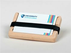 Woodlet WiseWood (Wooden wallet wood studentcompany product)