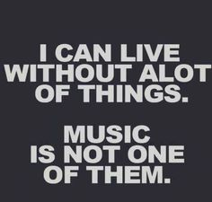 There are times when I want to be in complete silence but when music comes on I am in a another dimension! All kinds of my music. Sounds you just feel! Just waves and frequency heightened! I Love Music, Music Is My Escape, Music Is Life, My Music, Trap Music, Music Books, Motivacional Quotes, True Quotes, The Distillers