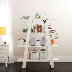 pbteen a-frame bookcase $219 special