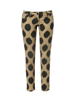 SASS & BIDE - up for it ikat jeans. Gold and Charcoal. Only $75 size 30
