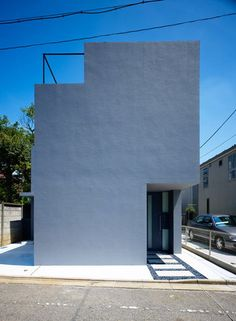 Gray House 01