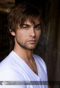 Chace Crawford-Christian Grey perhaps? Chace Crawford, Nate Archibald, Matthew Morrison, Hot Men, Sexy Men, Hot Guys, Dianna Agron, Chris Colfer, Beautiful Boys