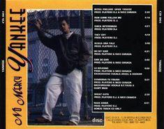 Caratula Trasera de Daddy Yankee - No Mercy