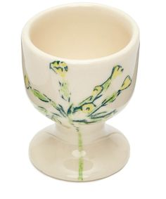 Flowers of Liberty Theodora Liberty Print Egg Cup | Kitchen and Dining | Liberty.co.uk
