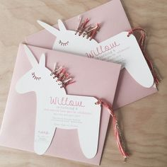 In celebration of my little girls 4th Birthday I have released these unicorn invitations in my store. It has been a while since I have…