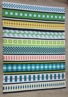Vicki's Socks, quilt pattern by Kathleen G. Kerr | Kathleen Quilts