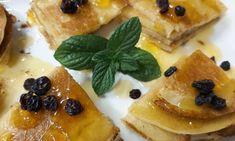 Μοναδικά Νηστίσιμα μπισκοτάκια με γεύση λεμόνι χωρίς αυγά και χωρίς βούτυρο Waffles, Pancakes, French Toast, Pudding, Breakfast, Desserts, Food, Morning Coffee, Meal