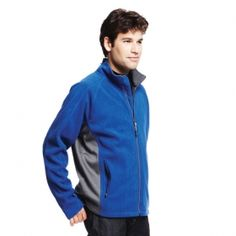 Promotional Products Ideas That Work: M-agmon bonded fleece jkt. Get yours at www.luscangroup.com
