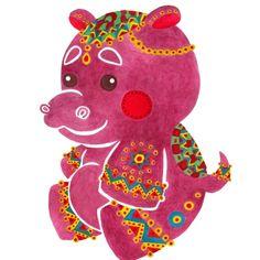 Baby Hippo - Haidishabrina