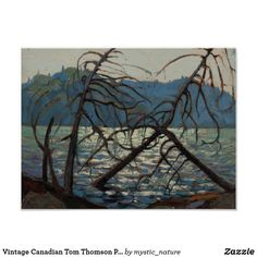 Wildlife Paintings, Nature Paintings, Landscape Paintings, Print Artist, Artist Art, Group Of Seven Art, Tom Thomson Paintings, Great Works Of Art, Famous Artists