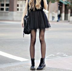 Doc Martens Outfit