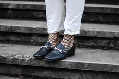 JONAK SHOES   Paris Grenoble is wearing our SIDONIE loafer
