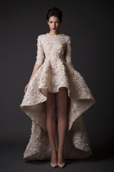 Krikor Jabotian Fall Winter 2014 2015 Haute Couture Collection