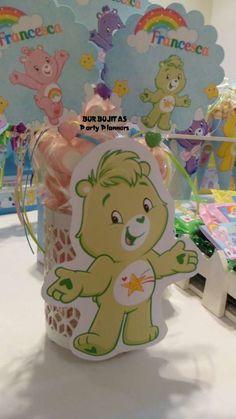 Francesca´s Care bears Birthday Party | CatchMyParty.com