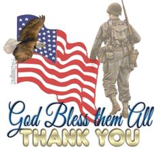God Bless You and Keep You Safe.