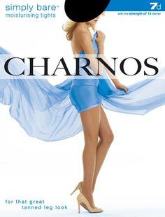 Do wear Charnos Hosiery to avoid streak fake-tan legs! @Charnos Hosiery