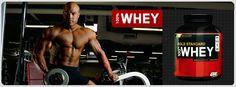 Optimum 100% Whey Protein Gold Standard é derivada do soro do leite (livre de lactose) com troca iônica e baixo peso molecular que proporciona o mais alto valor biológico da proteína e a maior capacidade de absorção. Optimum 100% Whey Protein Gold Standard possui alto teor de aminoácidos essenciais e de cadeia ramificada BCAA, necessários para o aumento de massa muscular magra.
