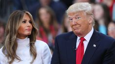 Trump lashes out at Vanity Fair report Melania didn't want to be First Lady 'come hell or high water'