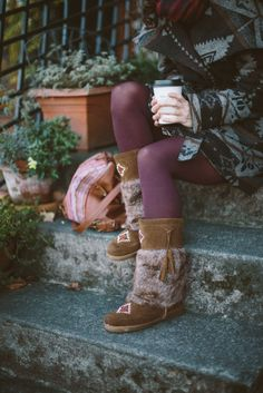 The perfect winter boots!