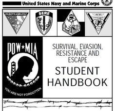 SURVIVAL, EVASION, RESISTANCE AND ESCAPE HANDBOOK, SERE and SURVIVAL MANUAL, HANDBOOK, SURVIVAL GUIDE combined