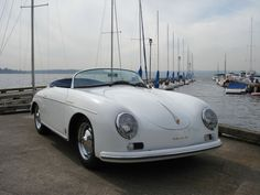 1957 Porsche 356 Speedster Re-Creation by Park Place LTD