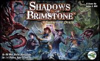 Shadows of Brimstone: Swamps of Death. Can be combined with City of the Ancients to have 6 players