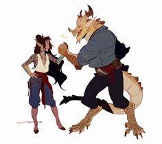 Fantasy Inspiration, Character Design Inspiration, Character Modeling, Character Art, Dragon Born, Furry Wolf, D D Characters, Character Development, Creature Design