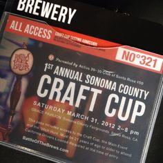 Santa Rosa Craft Beer Cup
