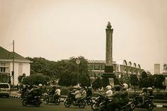 Tugu Muda Semarang #lightroon