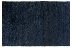 Anfisa Rug, Blue | Into the Night | One Kings Lane