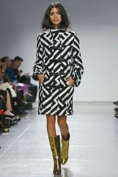 Tracy Reese Ready To Wear Fall Winter 2014 New York - NOWFASHION