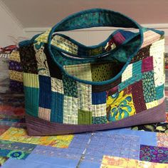 Patchwork Purse #1