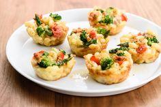 Giada's Baked Macaroni and Cheese Cupcakes | Giada De Laurentiis