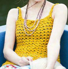 Tina's handicraft : blouses crochet