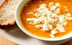 Amazing butternut squash soup recipe, straight from South Africa!