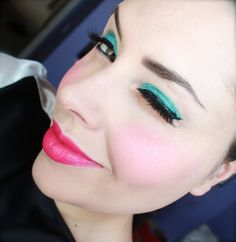 #acquamarina #makeup