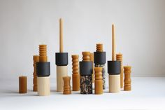 hand_turned_beeswax_candles_grain_design_5