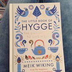 Finally got a copy! (It's pronounced hooga btw) #hygge  #danish #Denmark #home #houseplants